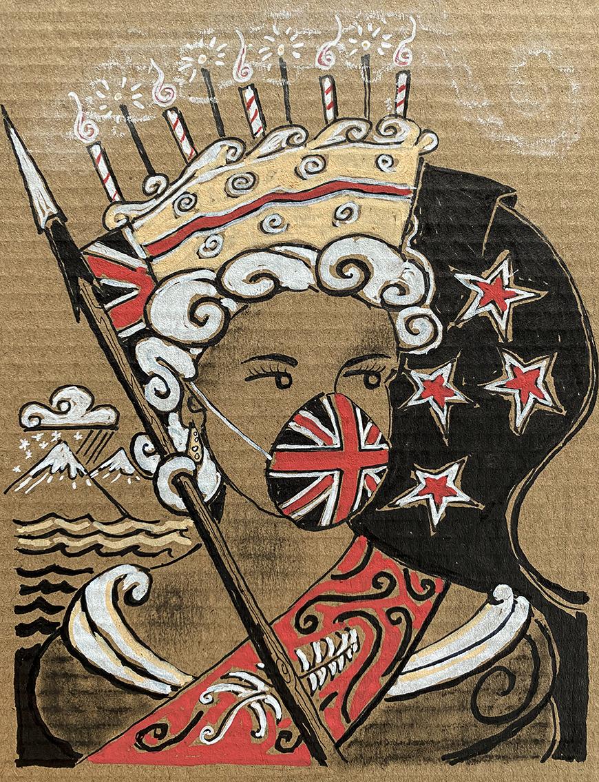 Queen's B'Day NZ