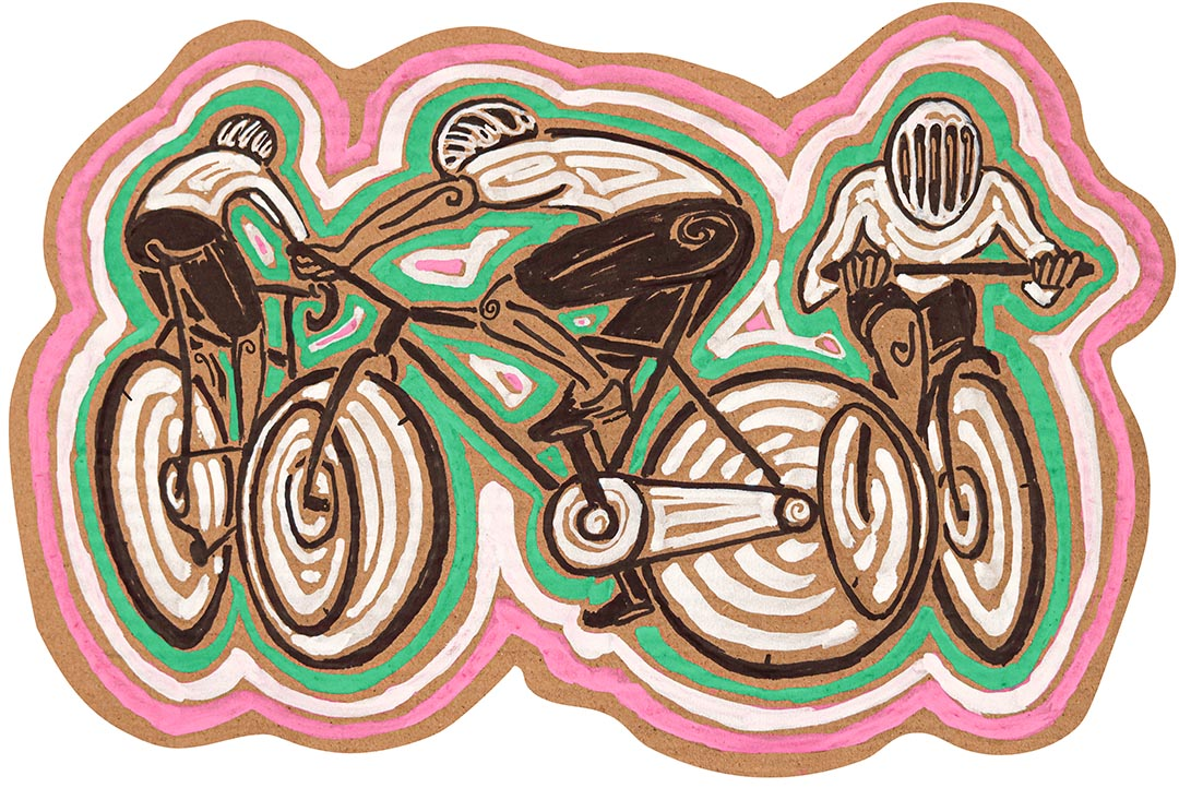 Moillo-NZ-Illustrator-Pink-Riders-2020-WEB
