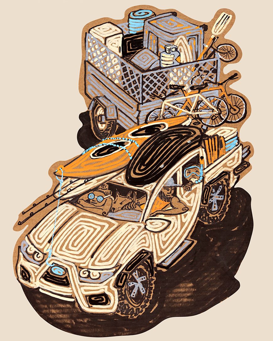 Moillo-NZ-Illustrator-Ute-Hols-OCT-2020-WEb
